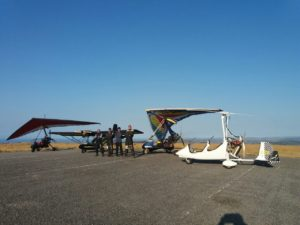 Coves airfield fly-in @ west of Hartebeespoort Dam
